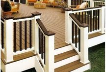 Decks/outdoors  / by Christy Lord