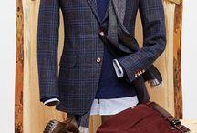marynarki: jesień i zima / Zestawy ubraniowe z marynarkami w stylu casual i smart-casual