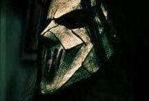 masked bands