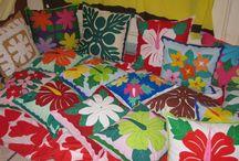 Tifaifai Tivaevae & Hawaiian Quilts / Polynesian quilting