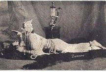 1910's Pin Up / http://www.timelessbeauty.it/le-origini-della-pinup/