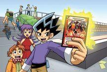 Game card( cartoon Game )