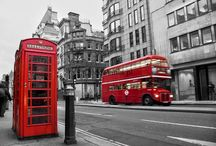 Nearly British / I love London ♥
