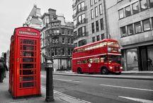 Nearly British / I love London ♥