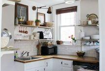 Kuchyně inspirace