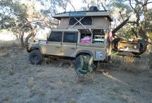 Overland ideas / Ideas and thoughts for Landrover 110 and/or Toyota 60 series