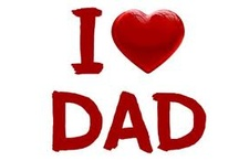 I Love DAD / Gift for DAD, Gift for Father, Father's Day Gift, Cheap Gift for DAD, Best gift for DAD, Special gift for father, Gift for LAVE One.....