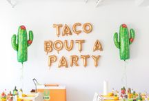 aias party ideas