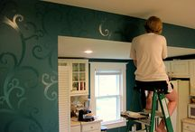 Inspiration: Colors / Our favorite color combos to help you with your painting and designing needs!