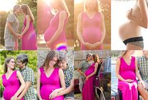 maternity photography inspiration / Maternity photography. Pregnancy photos before baby arrives