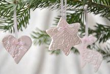 Karácsony / Karácsonyi dekorációk, ötletek
