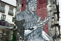 Street Art / Best street art on our trip through the south of Europe - Experiencing the Local Life: https://blog.2B-LOCAL.com