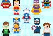 Art & Doodles - Lego
