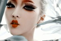Beautiful Makeup / As I love makeup and hairstyle... I will share what I love...