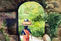 Maharashtra - paintings