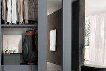 Built-in wardrobe, Closet, Sliding doors