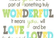 quotes / by Amanda Garrity
