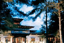 Healing Hotels - Bhutan / Take the time to Heal in our fantastic healing hotels located in Bhutan.
