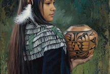 Amerindian Women