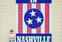 Locations in Nashville