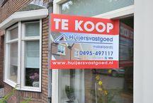 Te koop - Verkocht - Huijers Vastgoed Makelaardij!