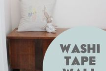Creative washy tape uses