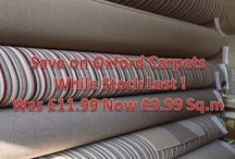 Carpet Offers / This board is for all offers we do at Mike Rickwood & Sons. Please contact us for more information 01554 777766