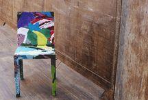 Textile furniture / by Sarah Brooks