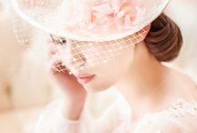 帽飾_hat / #新娘造型 #新娘秘書#weddingmolding #molding #posture #chignon #Bouquet #bridesecretary #hairaccessories #bridalfashion #bride #bridalstyle