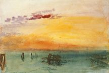 Late Turner / Some of J.M.W. Turner's late masterpeices of art.
