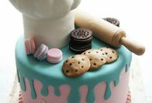 Kiddies party: Little bakers
