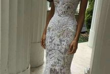 Valedictory and Matric Farewell dresses