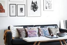 Living & Interior / by Marie Boyer