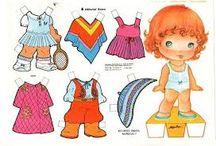 öltöztetős baba