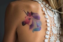 Unicorno Tattoo