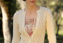 Vintage knitting / Knits that is vintage or inspired by vintage knits