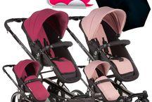Be Cool Bandit / Be Cool Slide 2016. La silla de paseo Bandit es ideal para los papás prácticos. Con una extructura de tubo ovalado de aluminio que la convierte en una silla fuerte, muy ligera y fácil de maniobrar. Dispone del sistema PRO-FIX que conecta con los capazos Cocoon, Nidus, Twice y el asiento de auto Zero, todos los sistemas para que los bebés viajen cómodos y seguros.