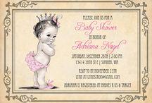 Ava Mae's baby shower!!!