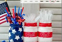 Patriotic holiday ideas / by Sheilla Salinger