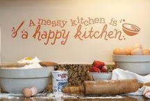 Kitchen Ideas / by Yvonne