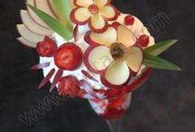 Fruit carving - gyümölcsfaragás