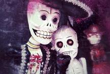 Dia de muertos/Halloween