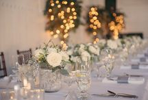 To Wed (in the Wintertime) / Inspiration board for a winter wedding at the Williamsburg Savings Bank