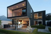 Modern Architecture / Some of the most stunning homes from New Zealand and around the world.