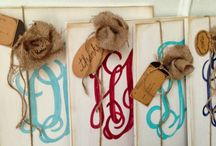 Monogram / by Donna Collier Williams