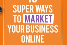 Online Branding / Tips and tools to help you create a powerful and cohesive online brand.