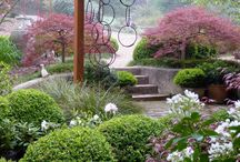 Traditional Style Gardens