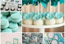 Tiffany blue ideas