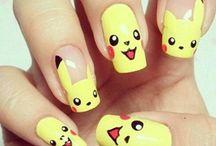Yellow Nail Polish / Yellow Nail Polish
