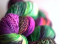 Yarnie Creations / Fibery hue heretics for monstrously fun knitting, crochet or weaving. / by Liberty's Yarn
